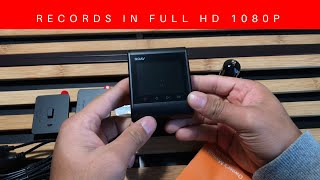 Roav DashCam C1 by Anker Review ( ALMOST CRASHED!!) Video Test Sony Sensor