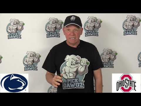 Ohio State vs Penn State 11/23/19 Free College Football Pick and Prediction Week 13 CFB Tips