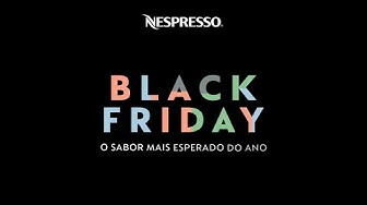 "Black Friday Nespresso (17"") | BR 2019"
