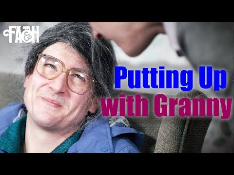 Putting up with Granny - Foil Arms and Hog