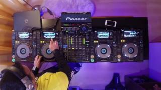 Repeat youtube video Pörgős Magyar zenék! ★♫ TOP Hungarian Club Music ★♫★Vol 3★♫★ Live Pioneer Video Mix 3