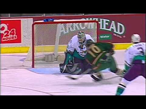 #TBT: Another Shutout for Ducks' Giguere in 03' Stanley Cup Playoffs