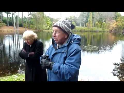 History of Farrar Pond in Lincoln MA