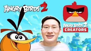 Introducing Angry Birds 2 Creators 1 | Meet Johnson!