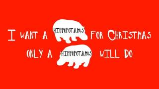 Gayla Peevey   I Want A Hippopotamus For Christmas Lyrics
