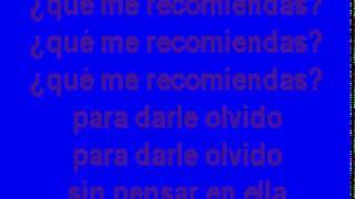 Karaoke Que Me Recomiendas - Polo Urias