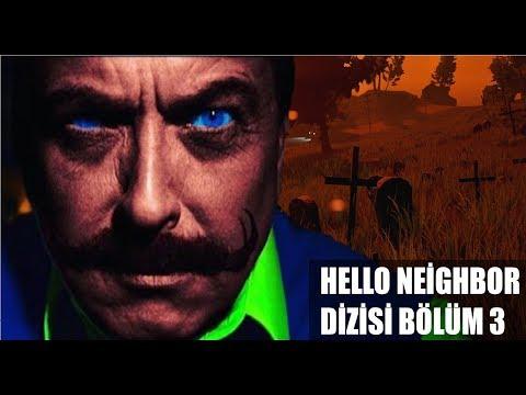 HELLO NEIGHBOR DİZİSİ - 3.BÖLÜM - TELEFONLA DEDEMİ ARAMALIYIM