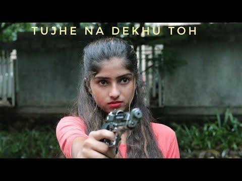 Tujhe Na Dekhu Toh - Unplugged Cover | George Kerketta | Kumar sanu | New Version 2018