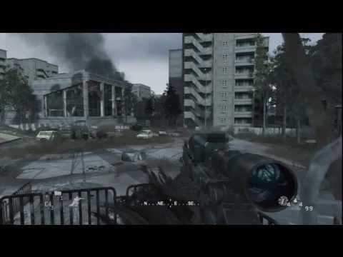Call of Duty 4: Modern Warfare - Campaign - One Shot, One Kill