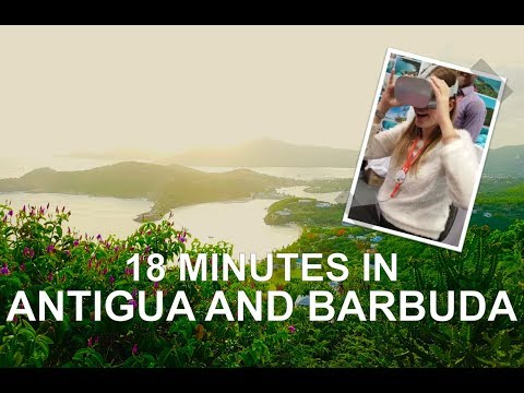 I Visited Antigua and Barbuda for 18 Minutes!
