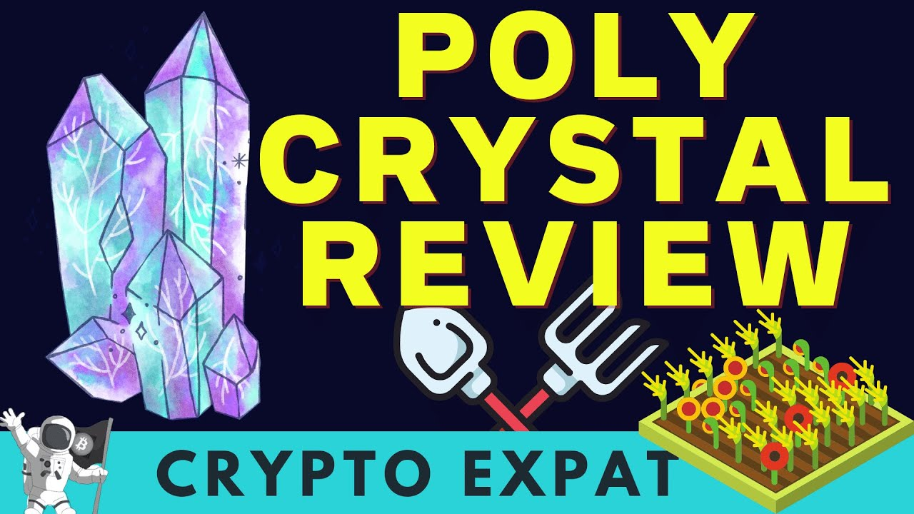 Watch This Before You Go Into PolyCrystal Finance, Pros & Cons, 33M TVL , High APR!