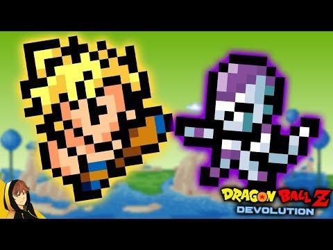 RELIVING CHILDHOOD!!! | Dragon Ball Z Devolution #6