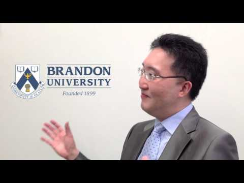Brandon University Talks: Dean of Music