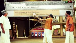 Google Chrome Tanjore Commercial- The web is what you make of it
