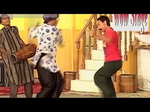 Iftikhar Thakur Ka Dance ,Race Sanso Ki Full Funny Pakistani Stage Drama...! thumbnail