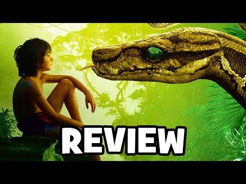 THE JUNGLE BOOK Movie Review - Disney Live Action (2016)