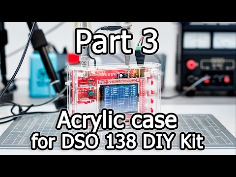 Finally a proper case for the dso 138 oscilloscope diy kit video finally a proper case for the dso 138 oscilloscope diy kit video electronics solutioingenieria Image collections