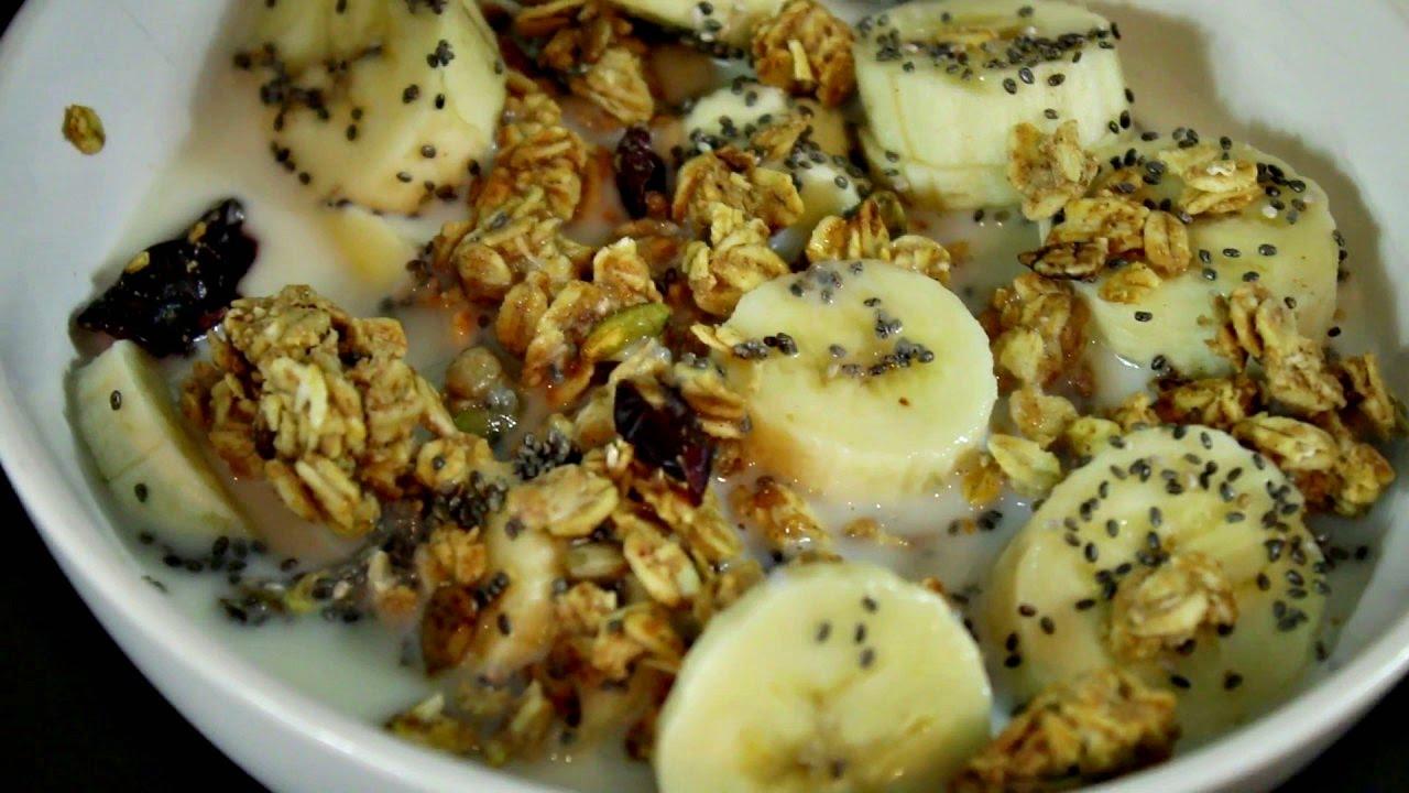 Peanut Butter Granola Recipe for a Healthy Breakfast