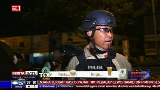 Tim Jaguar Polresta Depok Bubarkan Aksi Sweeping Geng Motor