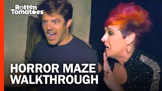 Jason Blum Plays 'Truth or Dare' in Universal's Halloween Horror Nights' Maze, Horrors of Blumhouse