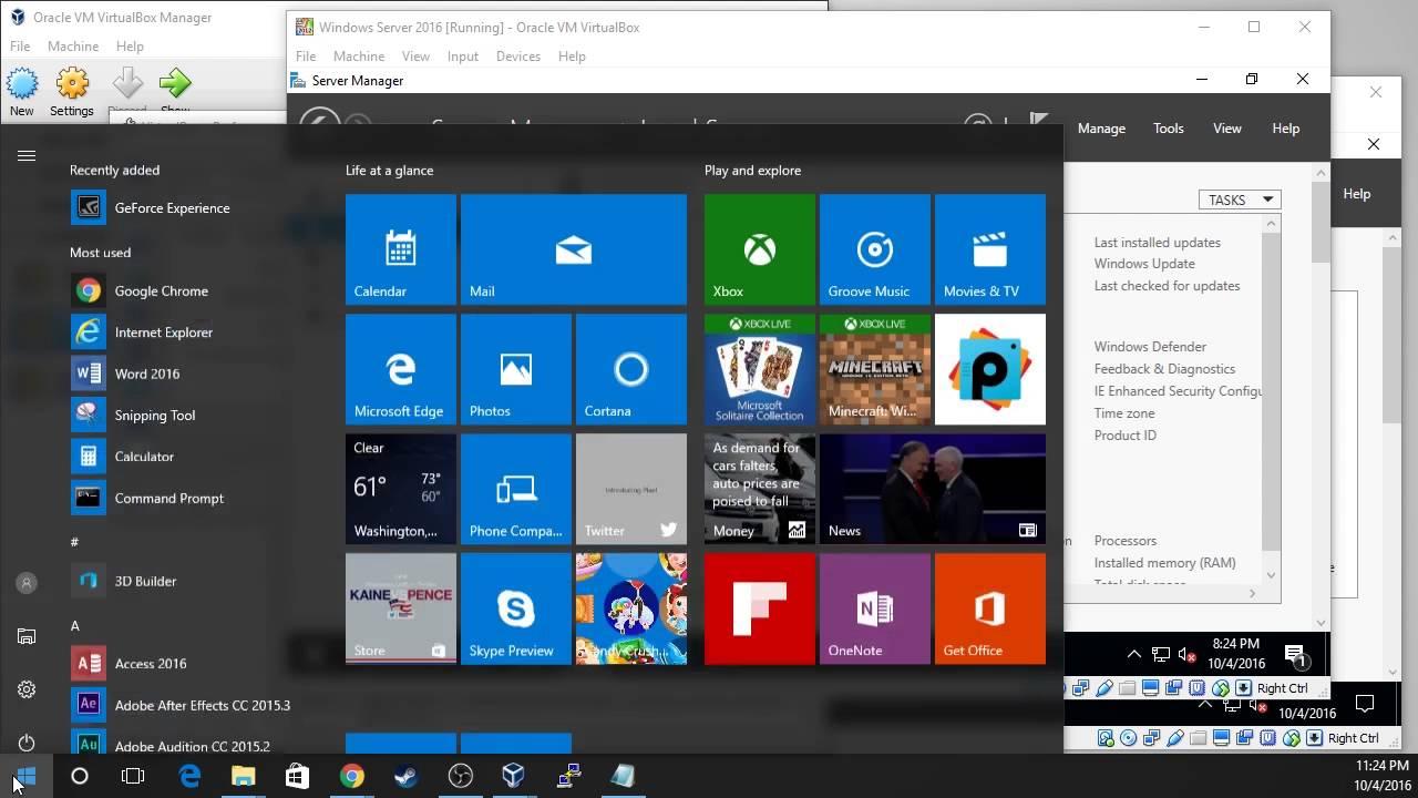VirtualBox Tutorial - Giving VMs Internal Network, Host PC and Internet  Access