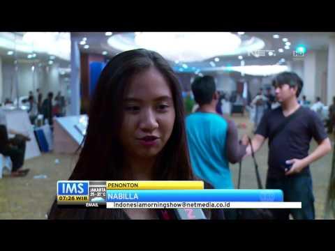 Konser Indonesia Wow Slank - IMS