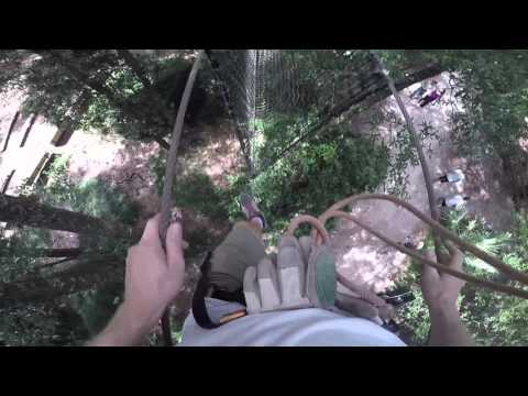 Road Trip USA: Southern States, Zip line adventure, Tallahassee, Florida