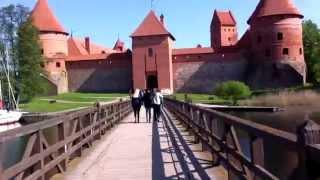 Литва: день 2-ой (Тракайский замок и Каунас)(, 2015-06-01T14:36:10.000Z)