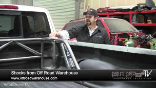 How to Build a Bedcage on a Ranger Prerunner - FullDroopTV