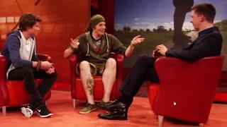 STERN TV LONGBOARD TOUR - Backstage mit Simon Unge & Dner