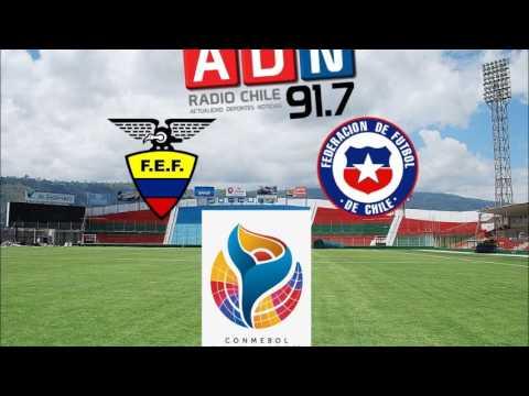 Ecuador 1 Chile 1 - Sudamericano Sub 20 Ecuador 2017 - ADN Radio Chile 91.7