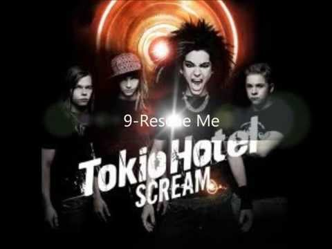 scream (tokio hotel)complete album