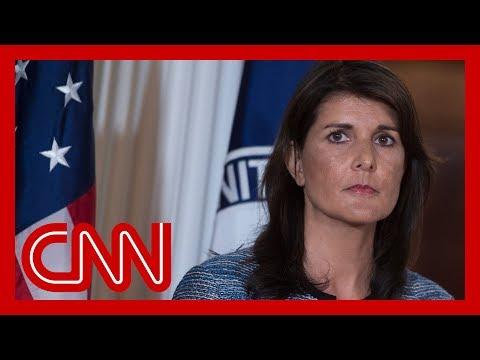 WaPo: Nikki Haley says top aides wanted her to undermine Trump