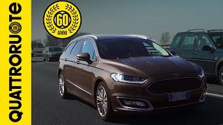 Ford Mondeo SW Vignale: tecnologia e sicurezza - Diario di Bordo - Day 3