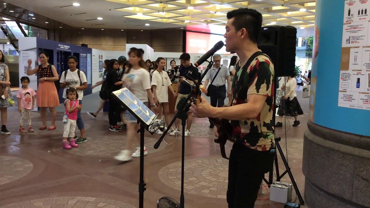 Rex Lui@時代廣場 我是癡情無限 - YouTube