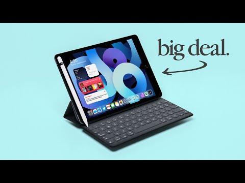 """iPad 2020 Review - A Big Deal! (10.2"""" 8th gen)"""