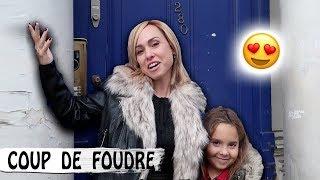 COUP DE FOUDRE à Notting Hill et London by Night / Vlog famille à Londres