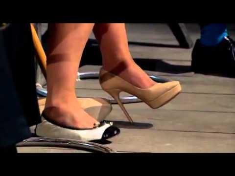 Deborah Meaden Feet