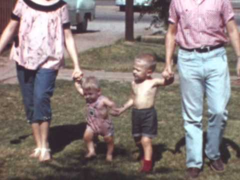 Maynes Family Home Video 1 - 1950's - 1960's