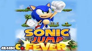 Sonic Jump Fever - Universal - Gameplay Trailer (1080P)