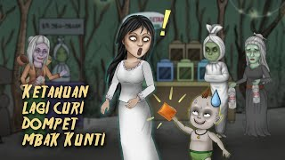 Kompilasi Kartun Hantu Lucu Part 3 - #HORORKOMEDI Rizky Riplay