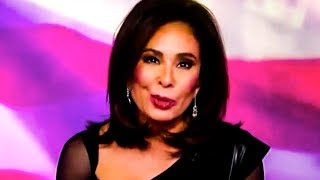 Judge Jeanine Doubles Down On Her Craziest Trump Defense Ever
