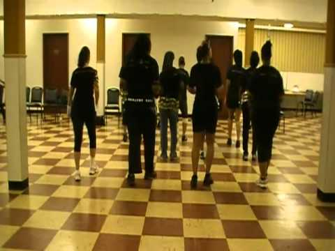 terminal reaction line dance step by step instructions