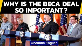 BECA pact: Why is this India-US deal important? | Oneindia News