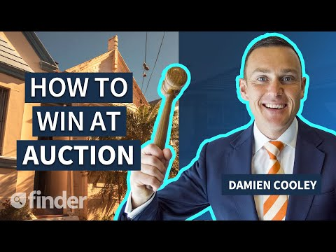 How To Beat The Auctioneer | Australia Property Auction Tips