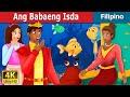 ang babaeng isda the girl fish story filipino fairy tales