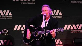 IAVA's Sixth Annual Heroes Gala: Roger Waters Acoustic Performance