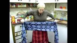 Easy No-sew Baby Wrap