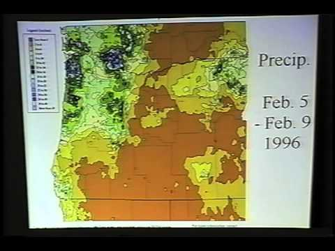 Lecture 13; Columbia River Basin and forcasting hydocycle to determine future power gen; 11/15/01