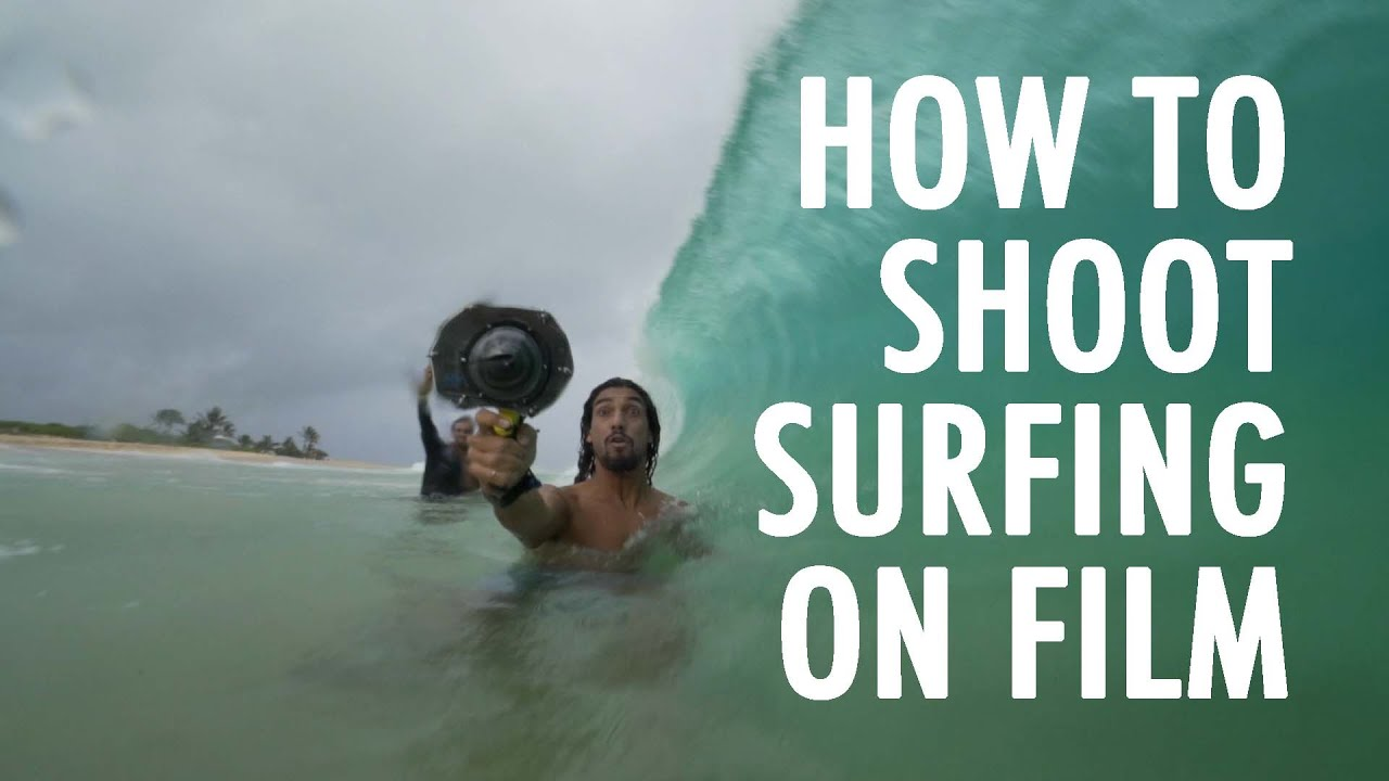 How to Shoot Surf on Film w/ John Hook